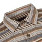 Fjord Flannel Shirt - Bristle Brown