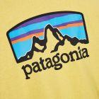 Patagonia T-Shirt Horizons Responsible - Yellow 21868CP -4
