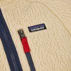 Jacket Retro Pile Zipped - El Cap Khaki