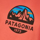 T-Shirt Fitz Roy Scope - Spiced Coral