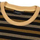 Stripe T-Shirt - Black