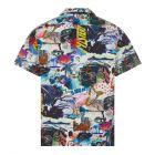 Short Sleeve Casual Shirt - Multi