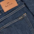 Jeans Tapered Fit – Blue
