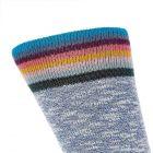 Paul Smith Accessories Socks – Blue Marl 21473CP -4
