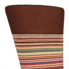 Multi Stripe Socks - Three Pack
