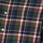Shirt - Barrhead Navy/Green/Red