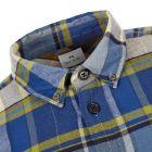 Paul Smith Shirt – Cobalt Blue 21015CP -3