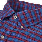 Shirt Sports – Red / Blue