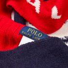 Scarf – Red / Navy