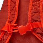 Rucksack Nylon Metal - Bright Orange