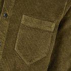 Corduroy Shirt – Green