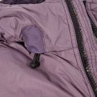 Crinkle Reps Down Jacket - Mauve