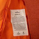 David TC Jacket – Orange