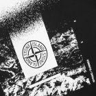 Stone Island T-Shirt Logo – Black 21262CP -4