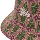 Bucket Hat - Pink / Green