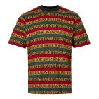 Stussy Stripe T-Shirt   1140162 Black
