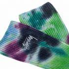 Stussy Socks - Blue Tie Dye 22008CP -3