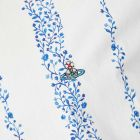 Vivienne Westwood Shirt – White / Blue 21351CP -4