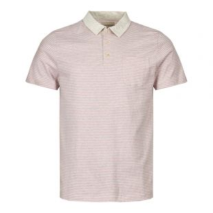 Oliver Spencer Dunmore Polo | OSMK656 DAN01 LIL Lilac