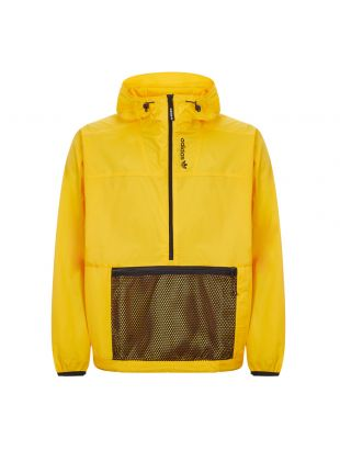 Adidas Anorak | GD5591 Yellow | Aphrodite