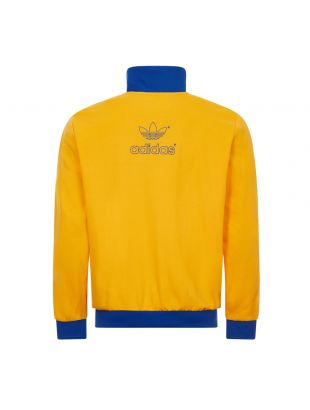 70s Tracktop - Gold / Blue