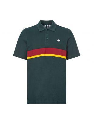 Adidas Samstag Polo | GD5677 Green | Aphrodite