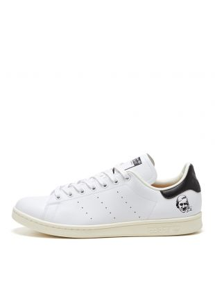 adidas Originals Stan Smith Trainers   FX5549 White / Black