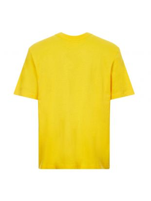 Emblem T-Shirt - Yellow