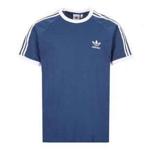 adidas 3 Stripes T-Shirt | FM3772 Navy