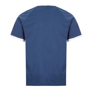 3 Stripes T-Shirt - Navy