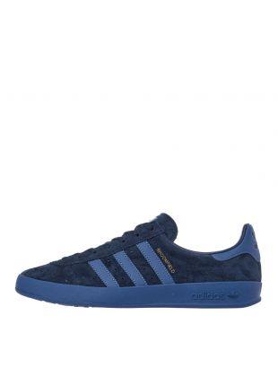 adidas Originals Broomfield Trainers   FX678 Blue