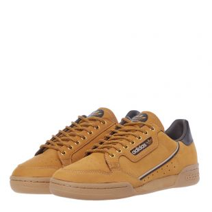 Continental 80 Trainers - Brown
