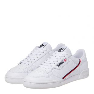 Continental 80 Trainers - White