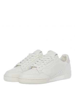 Continental 80 Trainers – White