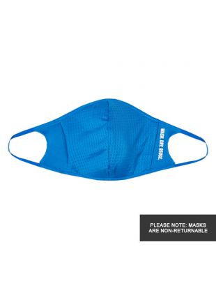 Face Covers 3 Pack - Blue