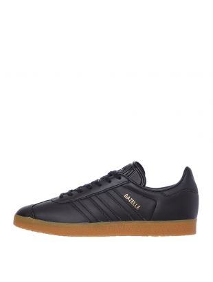 adidas Gazelle Trainers | BD7480 Black