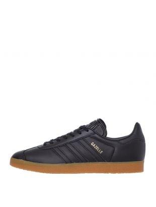 adidas Gazelle Trainers | BD7480 Black