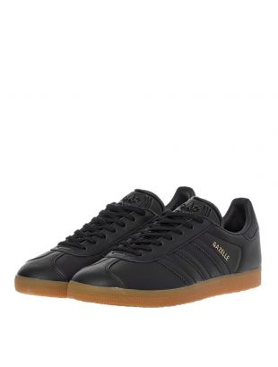 Gazelle Trainers – Black