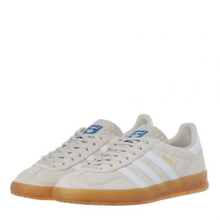 Gazelle Indoor Trainers - Brown / White