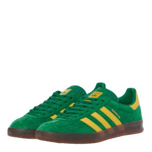 Gazelle Indoor - Green / Yellow