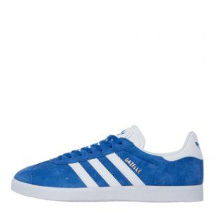 adidas gazelle trainers EF5600 blue / white