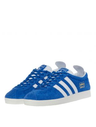 Gazelle Vintage Trainers - Blue