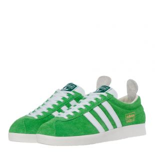 Gazelle Vintage Trainers - Green