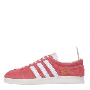 adidas gazelle vintage trainers EF5576 pink