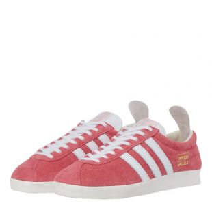Gazelle Vintage Trainers - Pink