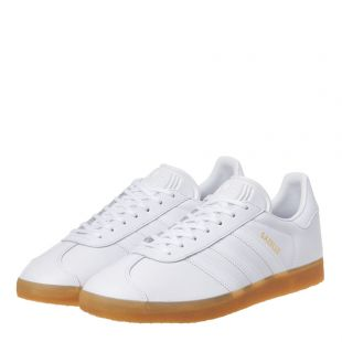 Gazelle Trainers - White