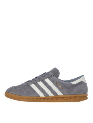 Hamburg Trainers - Grey / Off White