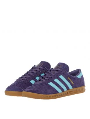 Hamburg Trainers - Purple