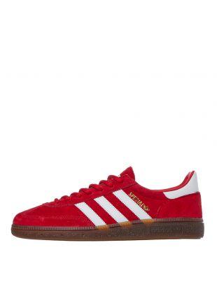 Adidas Handball Spezial Trainers |FV1227 Scarlet | Aphrodite Clothing