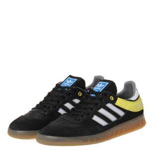 Handball Top Trainers - Black
